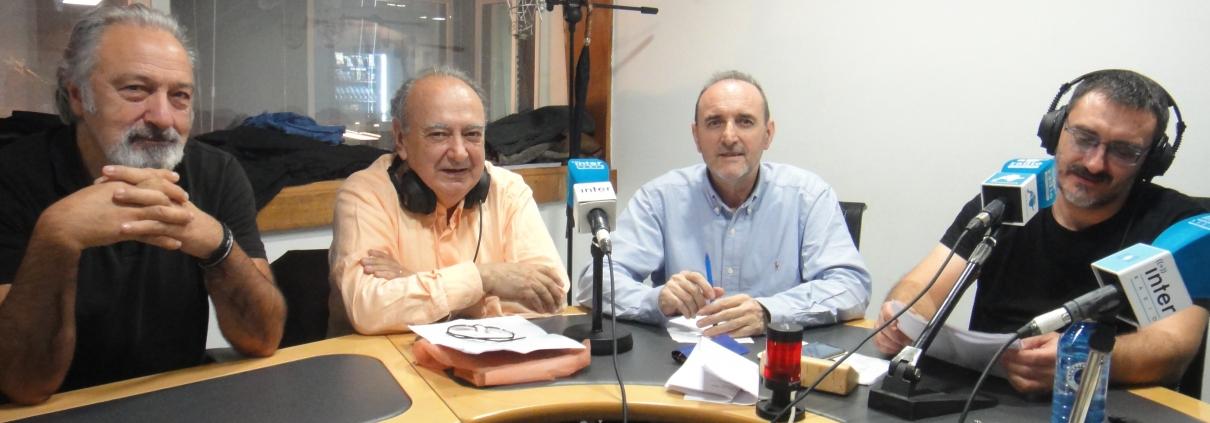 Festival Octubre Negro en Planetas y Atlántidas de Radio Inter